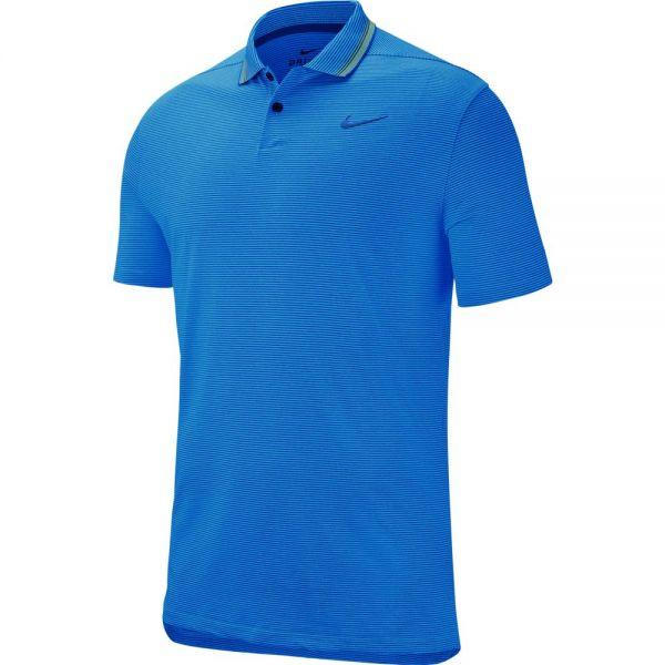 Nike Dry-Fit VAPOR Polo Herren blau