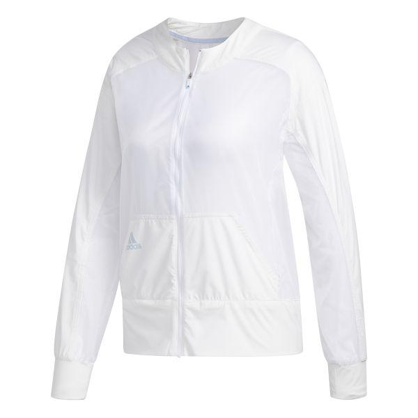 adidas Sport Jacke damen weiß