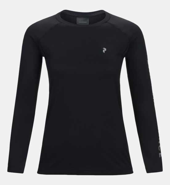 Peak Performance PROCO 2 longsleeve Shirt Damen schwarz