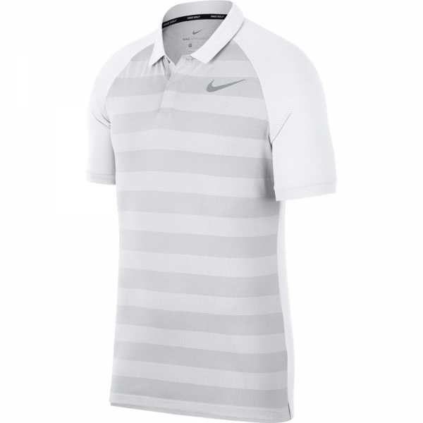 purchase cheap 3ecc9 9e84a Nike Zonal Cooling Golf Polo Herren weiß