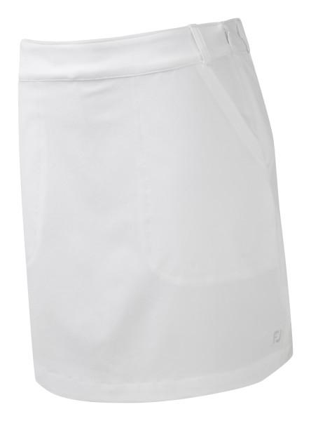Footjoy Lightweight Woven Skort Damen weiß