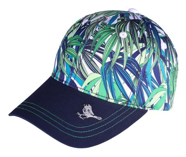 Girls Golf Exotic Jungle Cap Damen grün