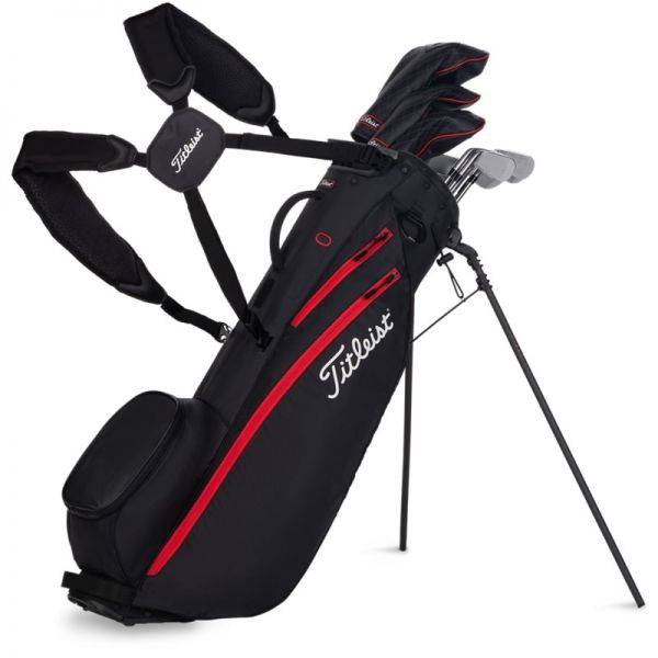 Titleist Players 4 CARBON Standbag