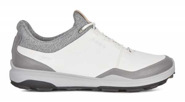 Ecco Golf BIOM Hybrid 3 Schuh Herren weiß/grau/schwarz