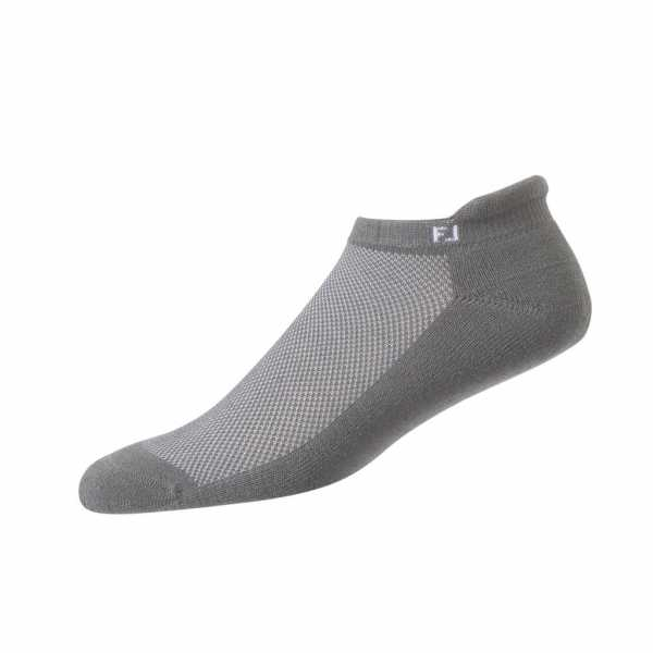 Footjoy ProDry Lightweight Golf Leisure Sportlet Socken Damen grau