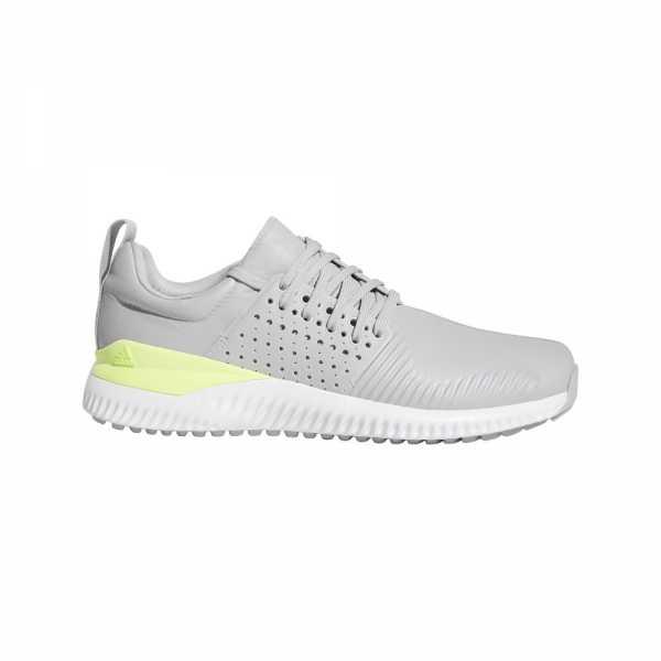 Adidas Adicross Bounce Leder Schuh Herren grau
