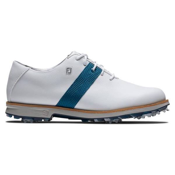 Footjoy Premiere Series Golfschuh Damen weiß/blau