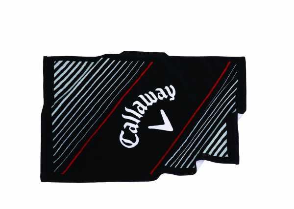 Callaway Tour Handtuch schwarz