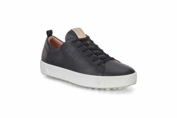 Ecco Golf Soft Schuh Damen schwarz