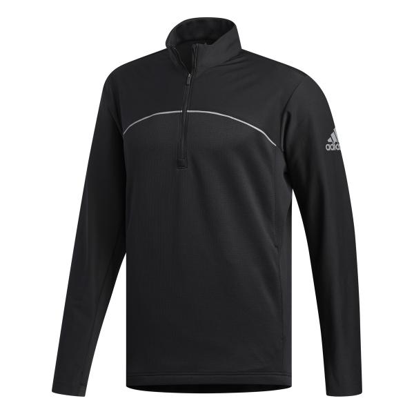 adidas Go-To 1/2-Zip Pullover Herren schwarz