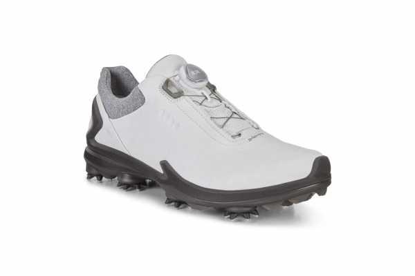 Ecco Golf Biom G3 BOA Schuh Herren weiß