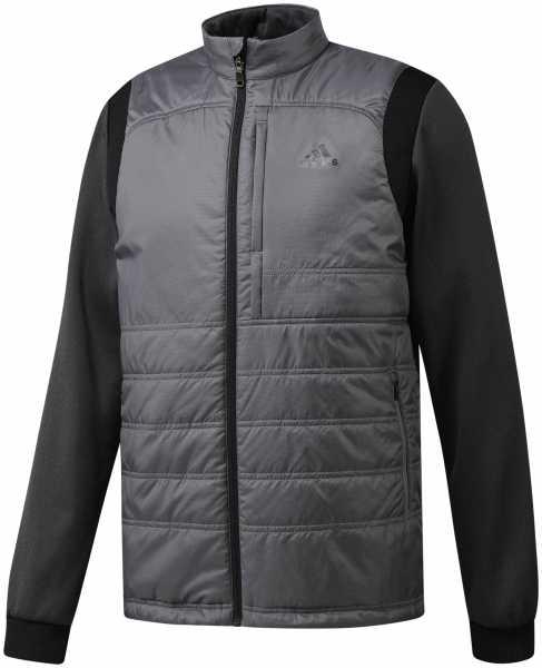 Adidas Climaheat Frostguard Primaloft Jacke Herren grau