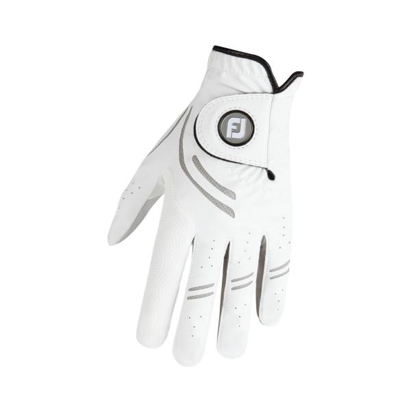 Footjoy GTXtreme Handschuh Herren weiß/grau