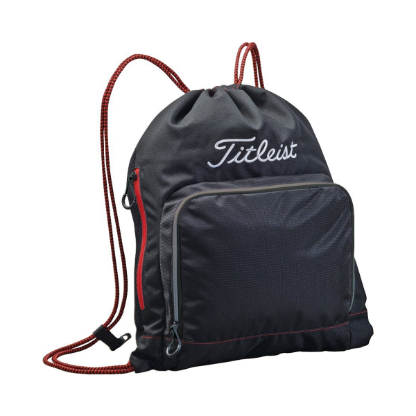 Titleist Essentials Sackpack schwarz