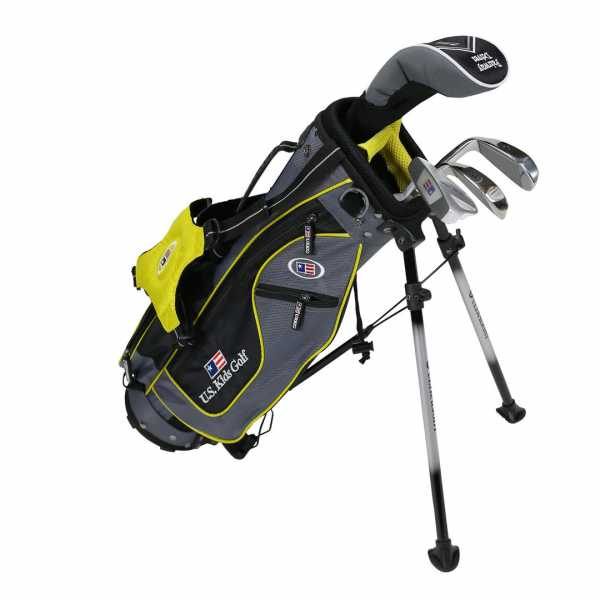 U.S. Kids Golf Ultralight-42 / 4-Schläger Standbag Set