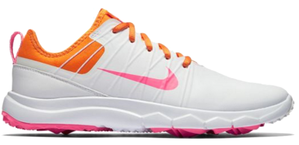 17d25d4175bb90 Nike Fi Impact 2 - Damenschuh weiß orange pink jetzt günstig online ...