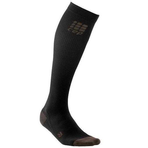 CEPsports progessive+ Golf Socken Herren schwarz